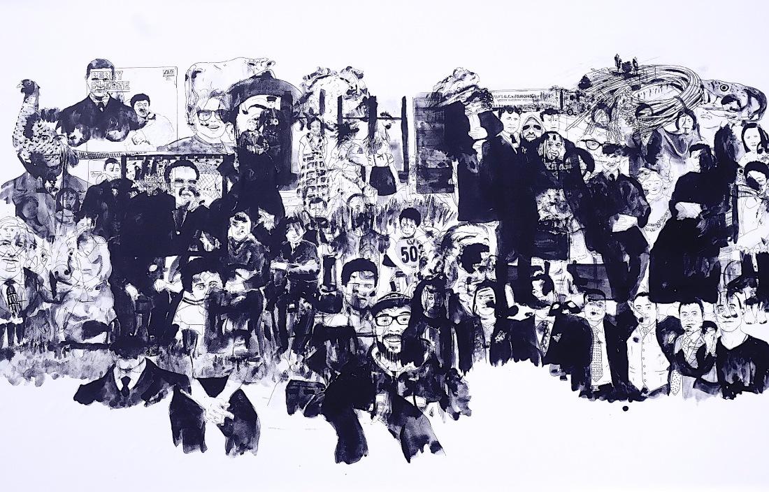 straatkunst-groep-bw - 1