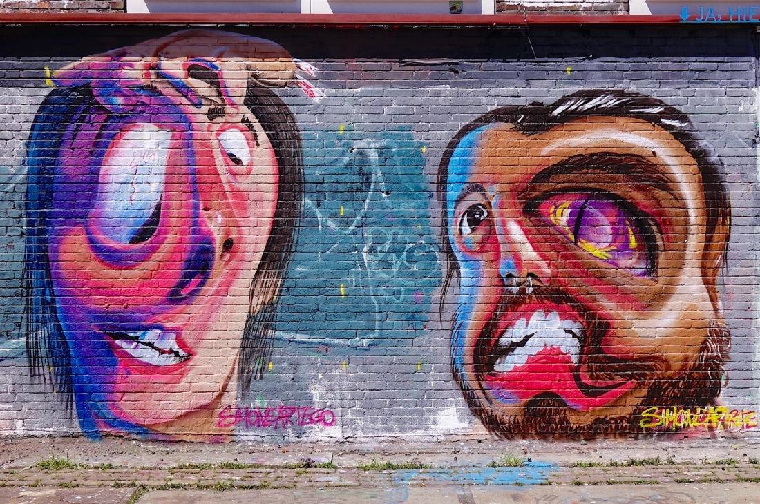 straatkunst-ndsm-tweekop - 1
