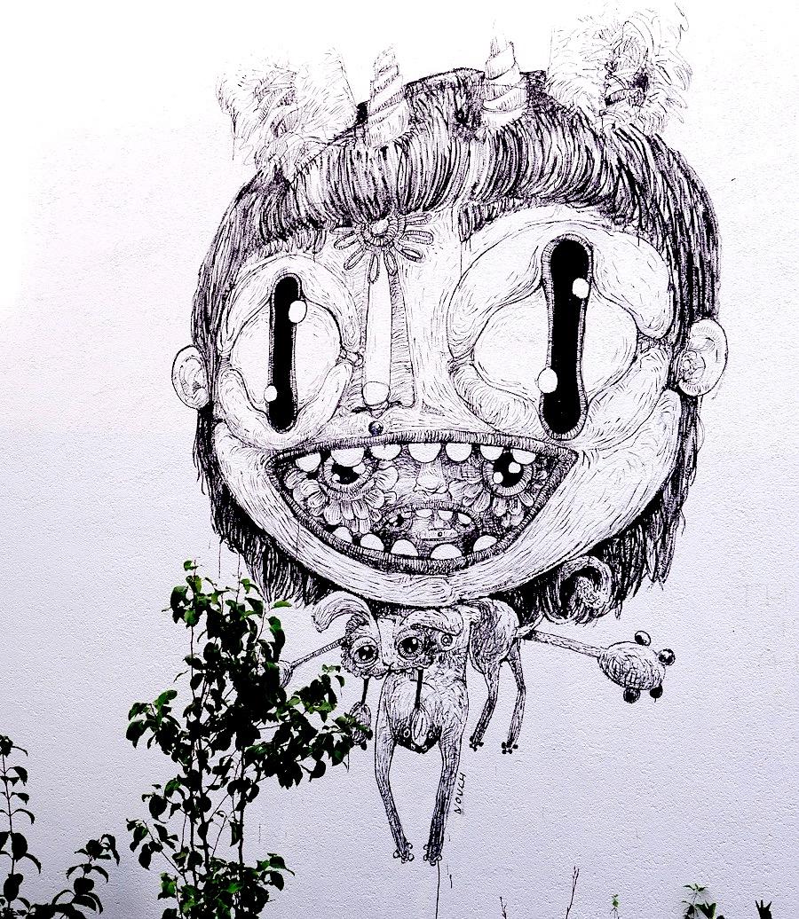 straatkunst-spinozahof - 1
