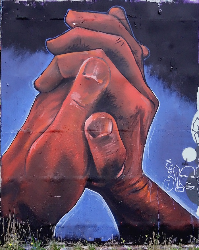 straatkunst-handen - 1